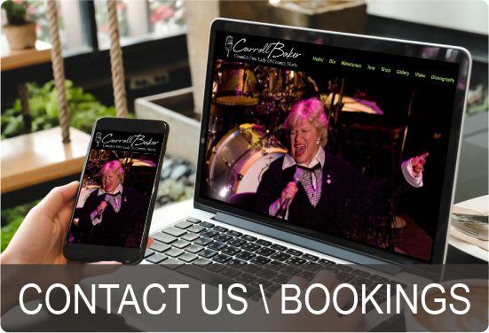 Carroll Baker Booking Information
