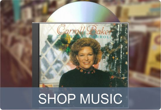 Carroll Baker Shop Music